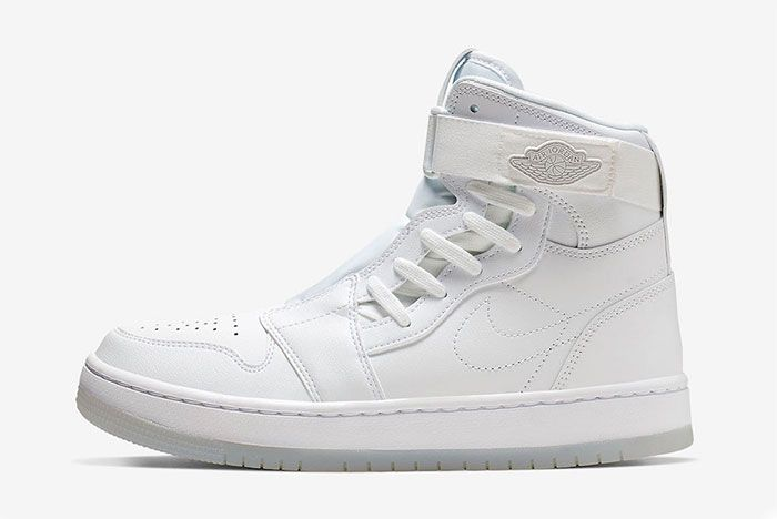 Air Jordan 1 Nova Xx White Left