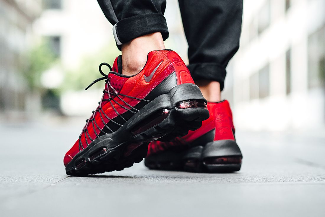 Nike Air Max 95 Ultra Se Gym Red5