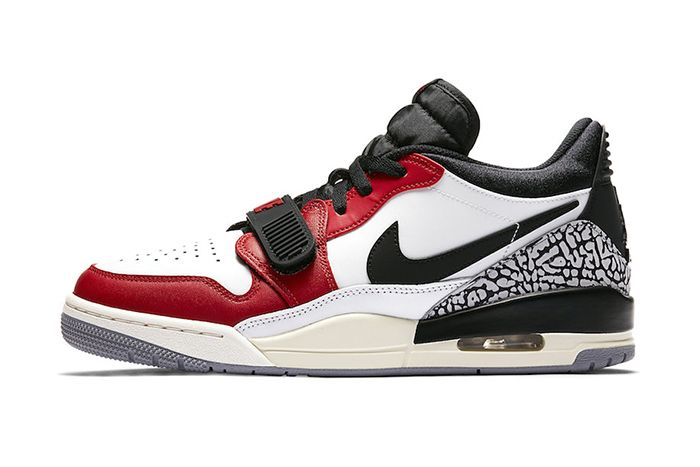 Air Jordan Legacy 312 Low Chicago Cd7069 106 Release Date Lateral