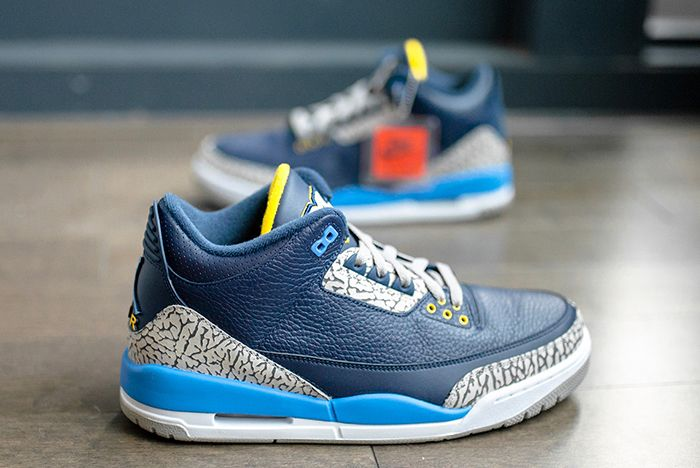 Air Jordan 3 College Pe Marquette 4 Sneaker Freaker