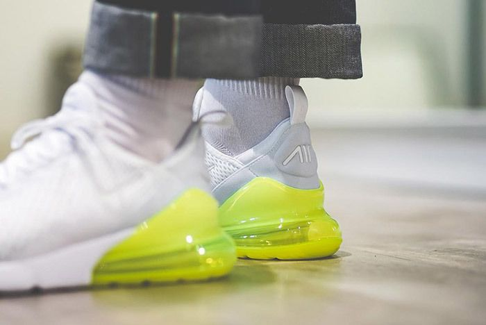 Nike Airmax 270 On Feet Small