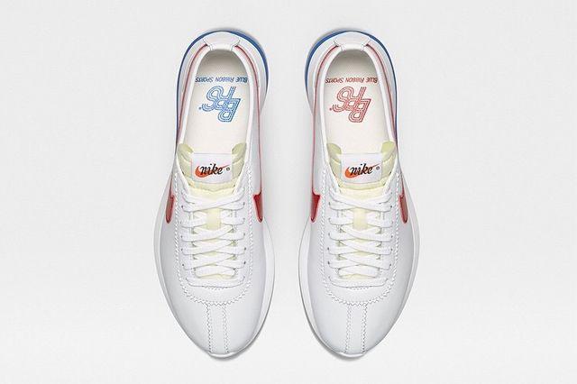 Nike Cortez Roshe White 2