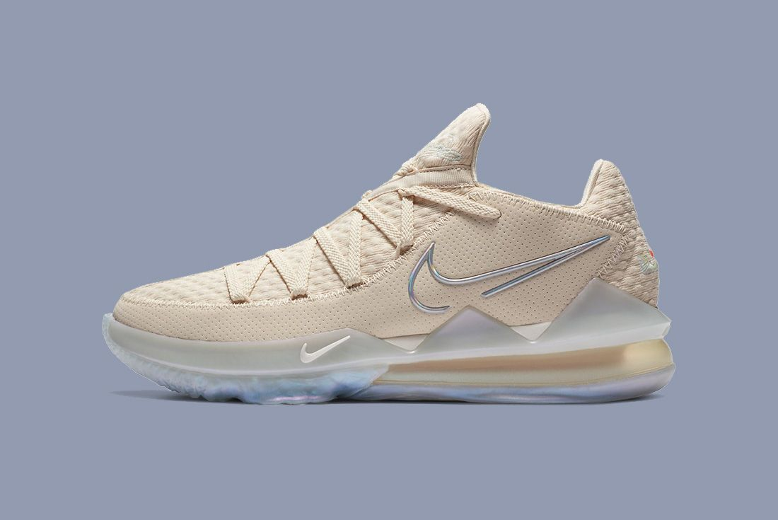 Nike LeBron 17 Low CD5007-200