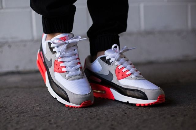 Nike Am90 Infrared 2015 Bump 3