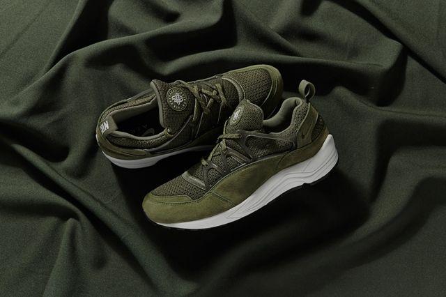 Size Nike Huarache Light Midnight Forest Pack 5