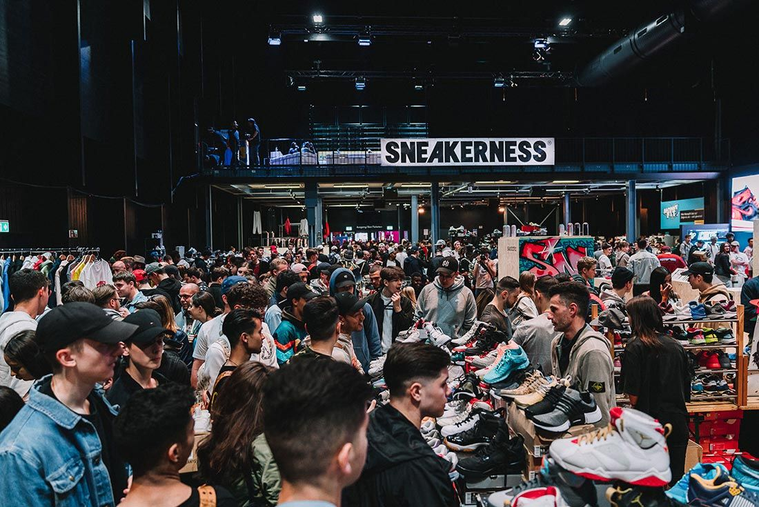 Sneakerness Even Recap Crowd