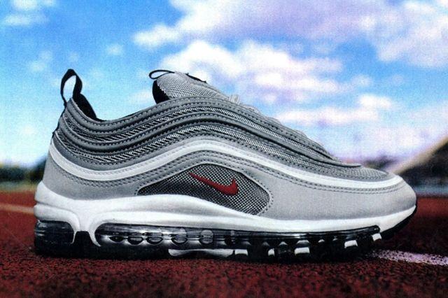 Six Kicks Josh Childress Nike Air Max 97