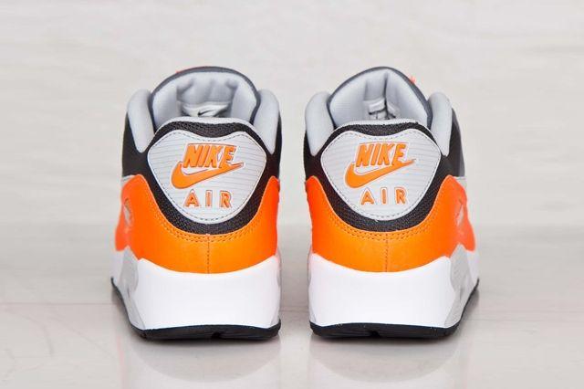 Nike Air Max 90 Anthracite Total Orange 4