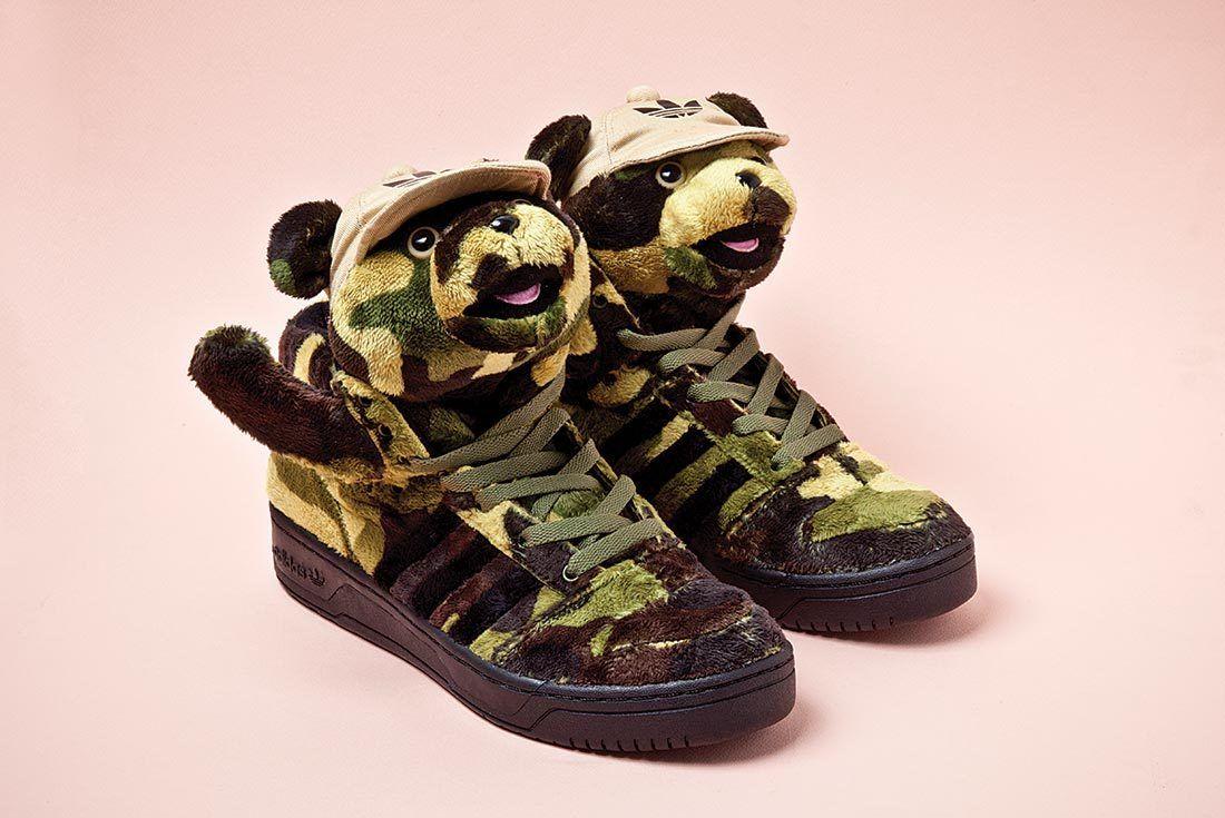 globo Boquilla Benigno  Celebrating Jeremy Scott's Weirdest Sneakers - Sneaker Freaker