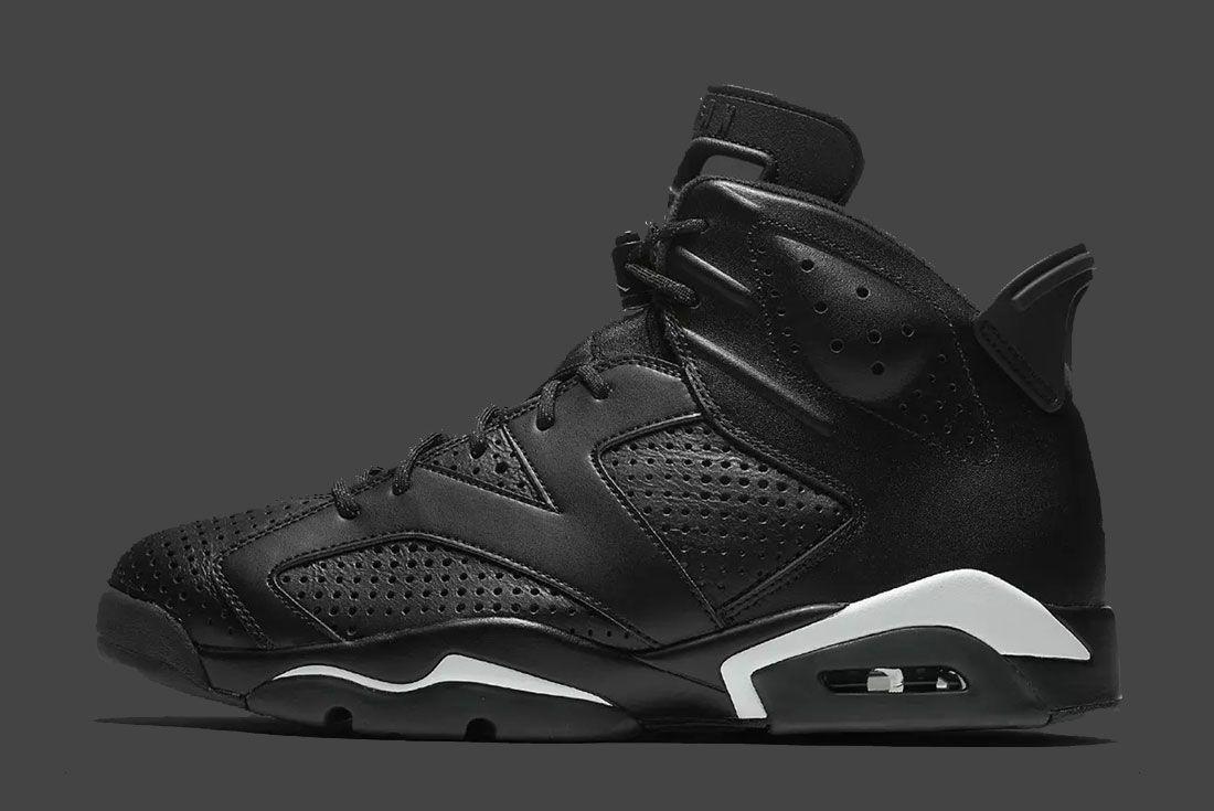 Air Jordan 6 Black Cat15