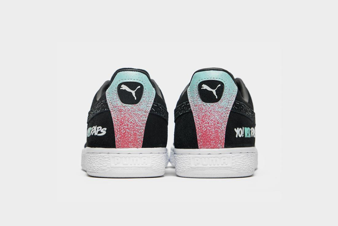 MTV x PUMA Suede 'Yo! MTV Raps'