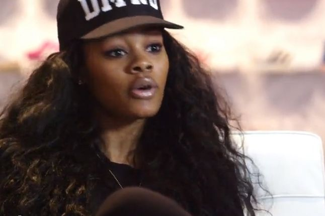Teyana Taylor Talking 1