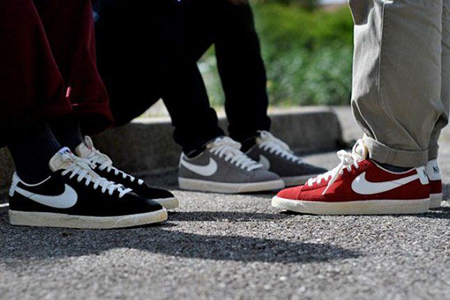 Nike Blazer Low Vntg Pack - Sneaker Freaker