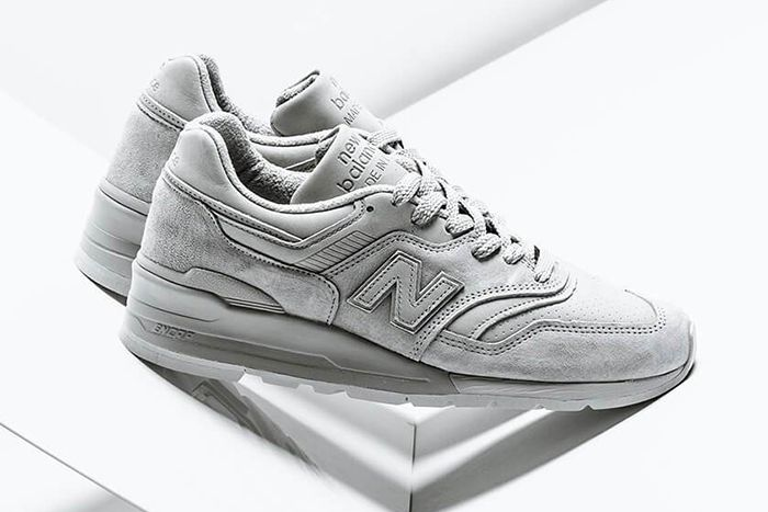 New Balance 997 Grey M997Lbd Release Date Hero