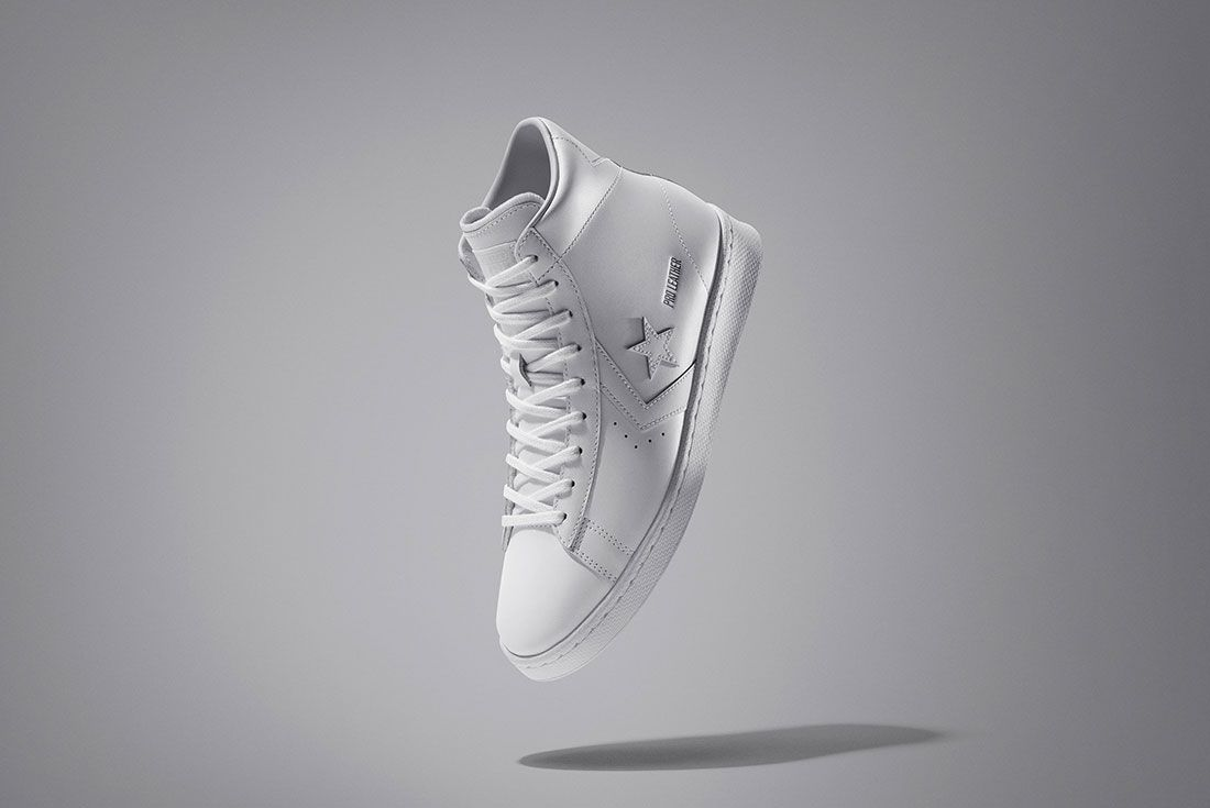 Nike News Nbaall Star2020 Converse Pro Leather White High Top 1 V1 93623 Official Reveal