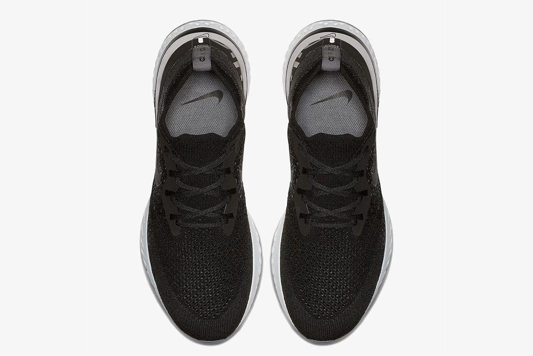 Nike Epic React Black 3