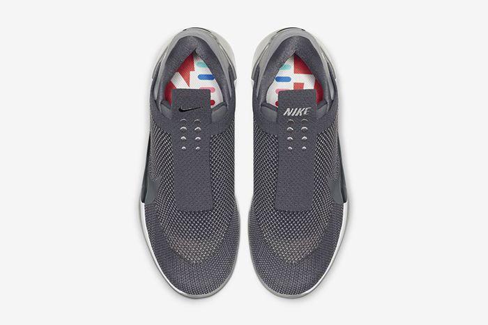Nike Adapt Bb Dark Grey Multi Color Ao2582 004 Release Date Top Down