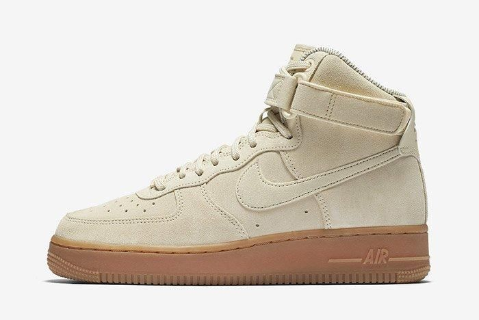 Nike Air Force 1 High Ivory Gum 5