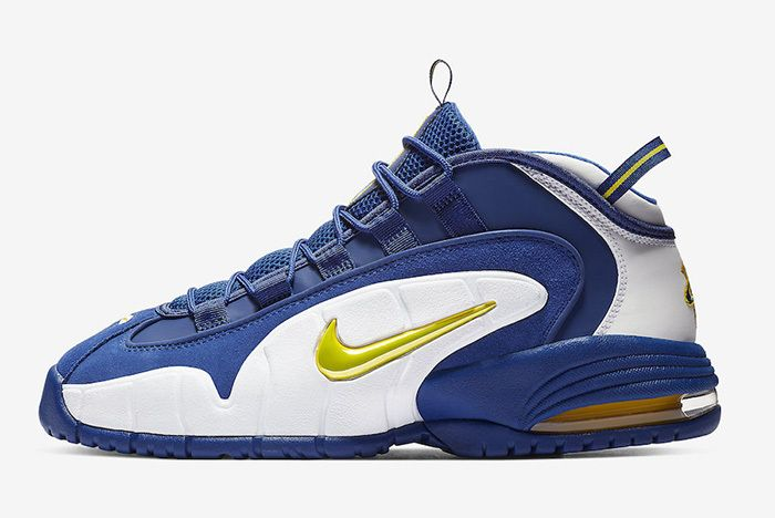 Nike Air Max Penny 1 Warriors 1