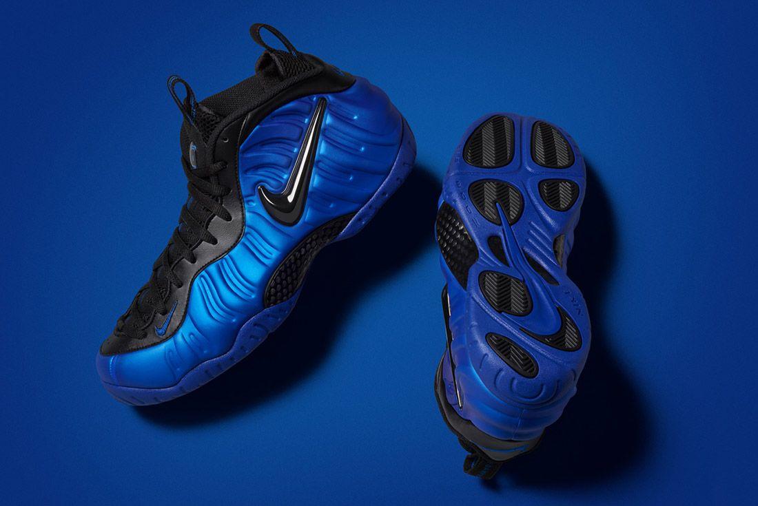 Nike Foamposite Pro Hyper Cobalt 5