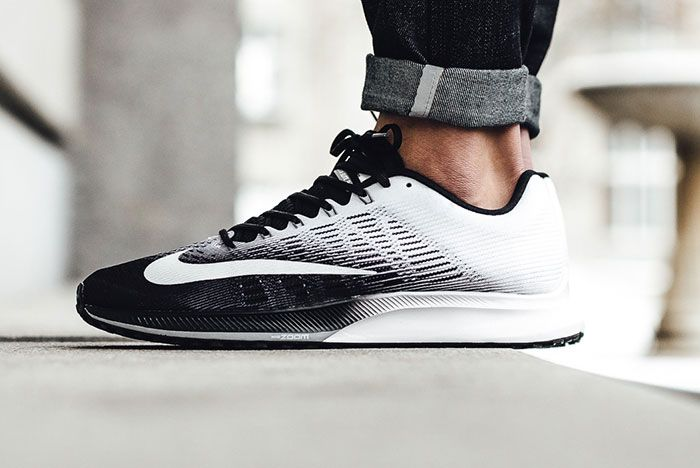 Nike Air Zoom Elite 9 Black White 1