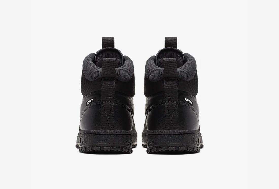 Nike Path Winter 'Black'