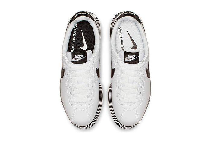 Comme Des Garcons Nike Cortez Platform Release 2