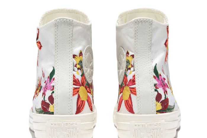 Pat Bo X Converse Floral Pack 7