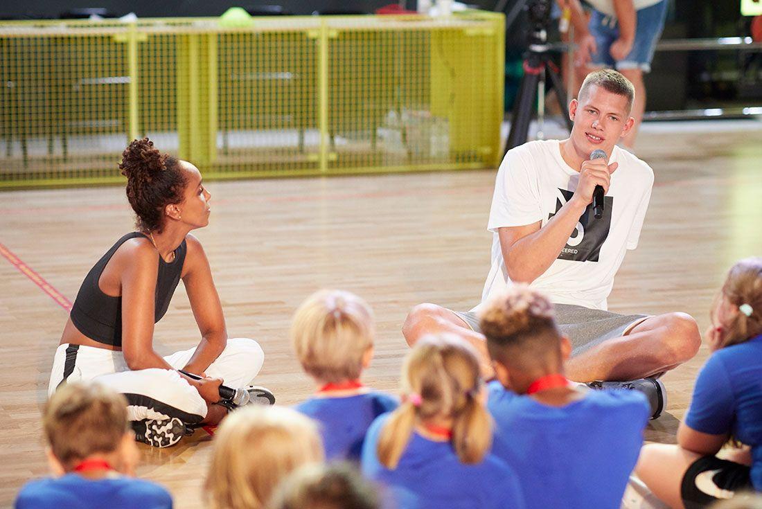 Nike Basketball Festival Event Getty14