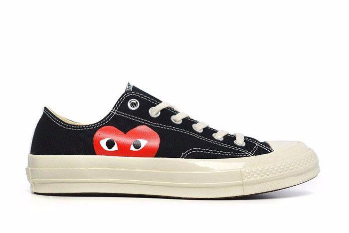 Comme Des Garçons X Converse Chuck Taylor Sneaker Freaker 2