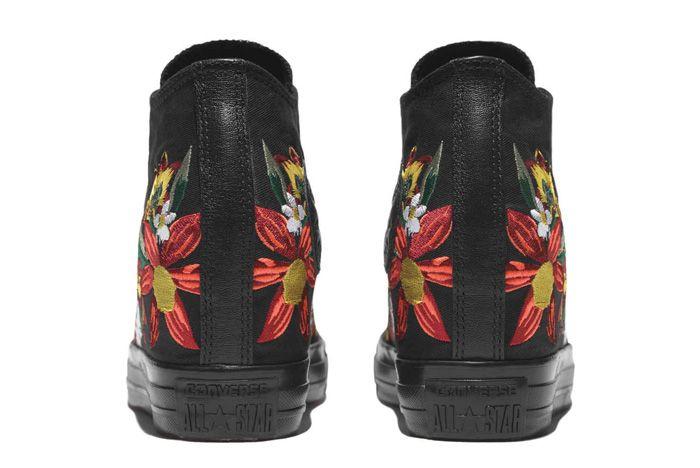Pat Bo X Converse Floral Pack 6