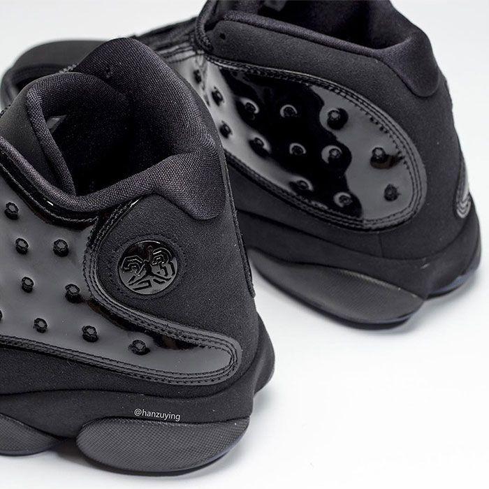 Air Jordan 13 Cap And Gown Release Info Heel
