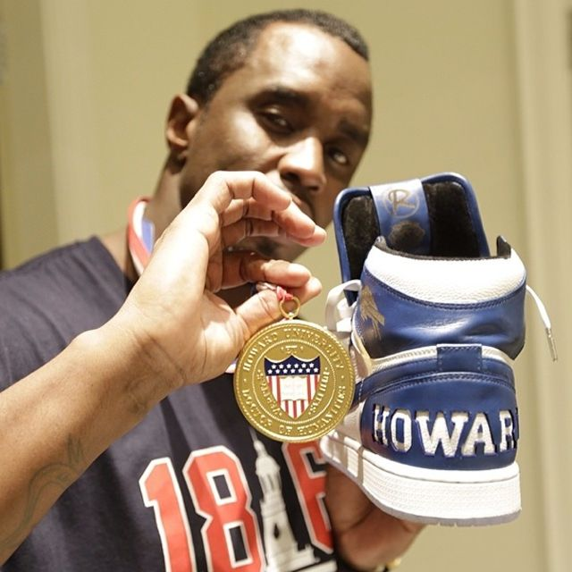 Air Jordan 1 Diddy Howard 1