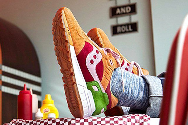 End Clothing Saucony Shadow 5000 Thumb