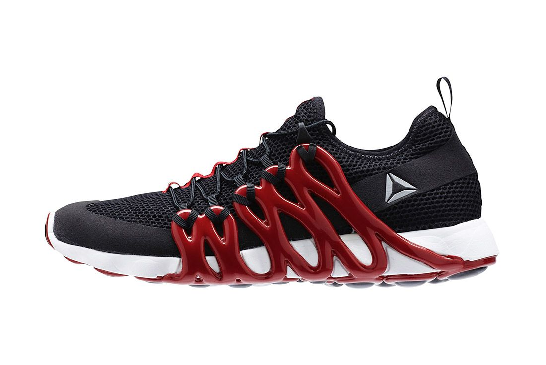 Reebok Liquid Speed Black 4
