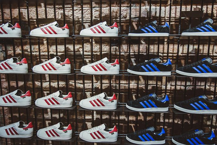 Adidas Open First Store In Russia 2