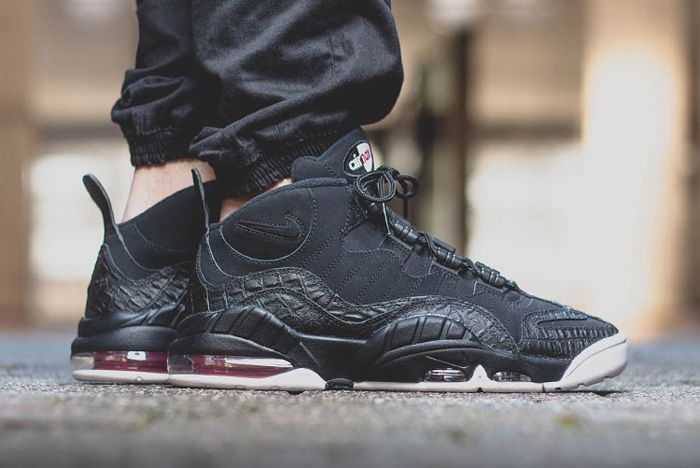 Nike Air Max Sensation Black Croc 2
