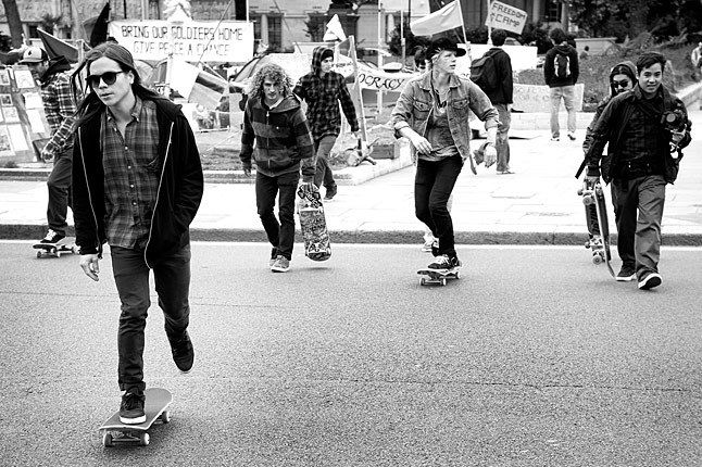 Emerica Wits London Spanky Parliment Square 1