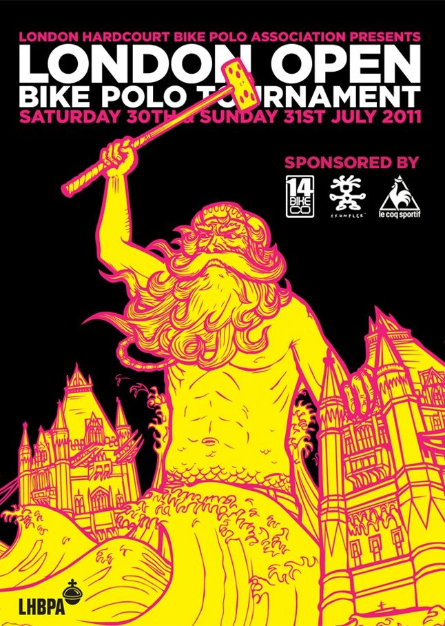 Le Coq Bike Polo 1