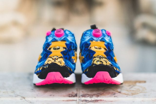 Concepts Reebok Insta Pump Fury 20Th Anniversary 1