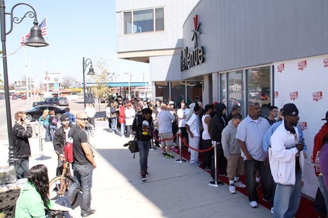 Nice Kicks Store Opening 11 1