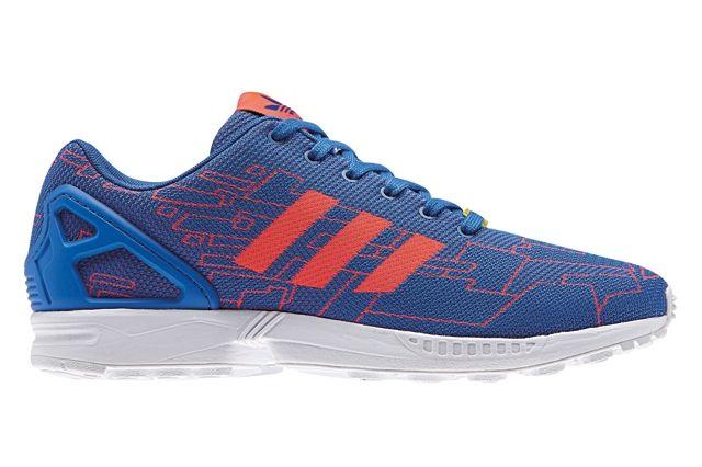 Adidas Originals Zx Flux Pattern Pack 8
