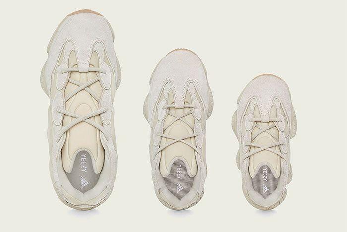 Adidas Yeezy 500 Stone Top