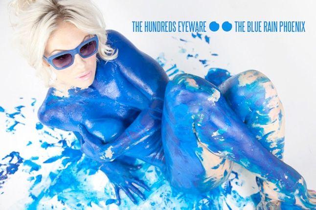 The Hundreds Eyeware The Blue Rain Phoenix 1 1