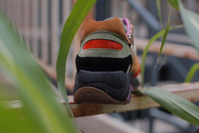 Bodega Saucony Elite G9 Shadow Heel Profile 1