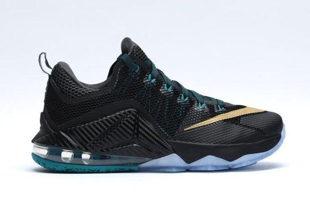 Nike Le Bron Xii Metallic Gold 3