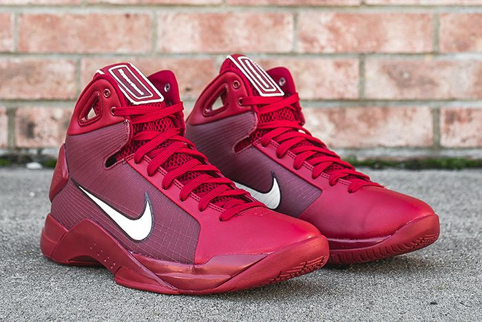 Nike Hyperdunk 08 Gym Red 4