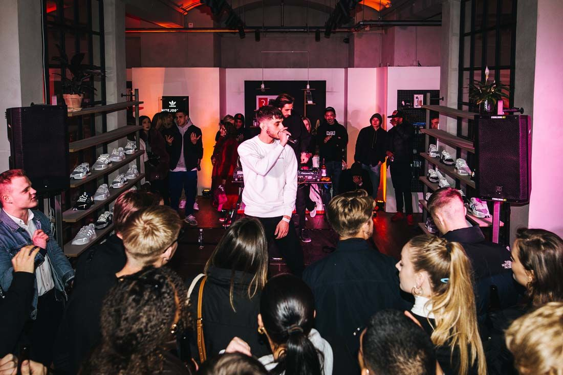 Rezet Sneaker Store Adidas Nite Jogger Release Party Event Recap 69