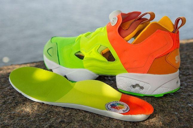 Sneakersnstuff Reebok Pump Fury Popsicle Profile Insole