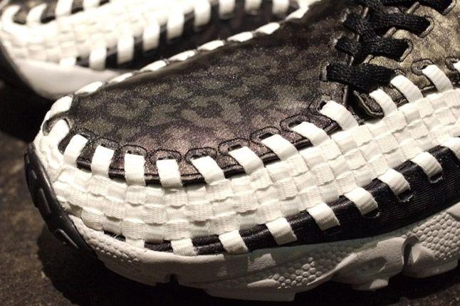 Nike Footscape Woven Chukka Motion Mita Leopard Toes 1